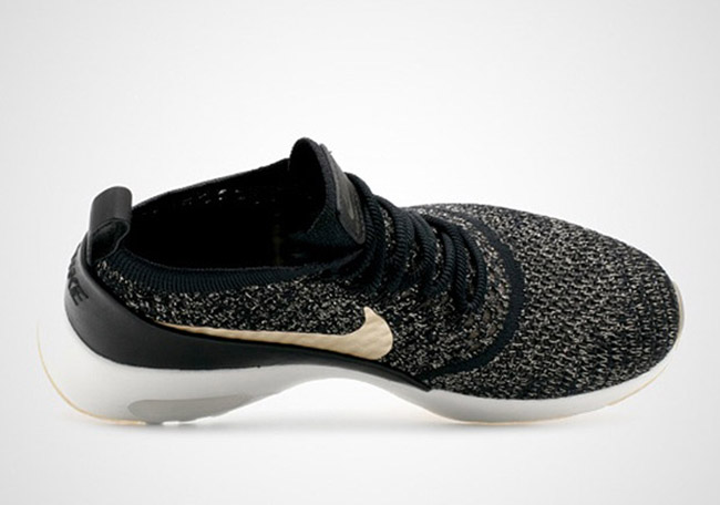 nike wmns air max flyknit metallic gold collection. Black Bedroom Furniture Sets. Home Design Ideas