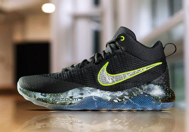 faa5964c9bc2c1 Nike Zoom Rev 2017 Colorways Aaron Gordons Nike Zoom Rev 2017 PE for the  Dunk Contest ...