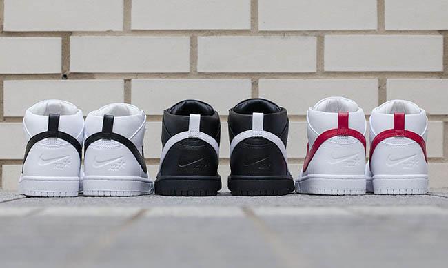 NikeLab Dunk Lux Chukka Riccardo Tisci