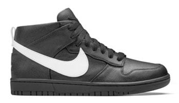 NikeLab Dunk Lux Chukka RT Black White