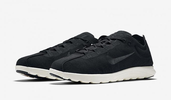 NikeLab Mayfly Lite Black Siren Red Sail