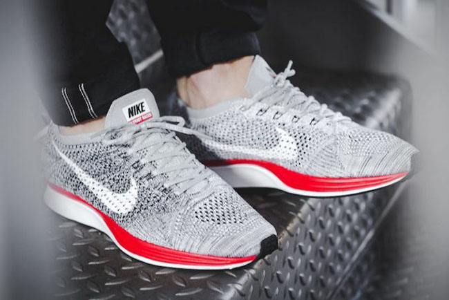 No Parking Nike Flyknit Racer