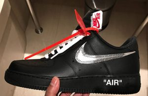 Off-White Nike Air Force 1 Low 2017