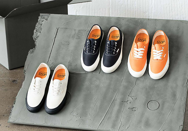 Our Legacy x Vans Vault Spring 2017 Collection