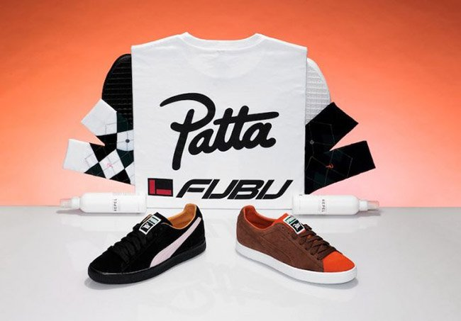 Patta x Puma Clyde Collection