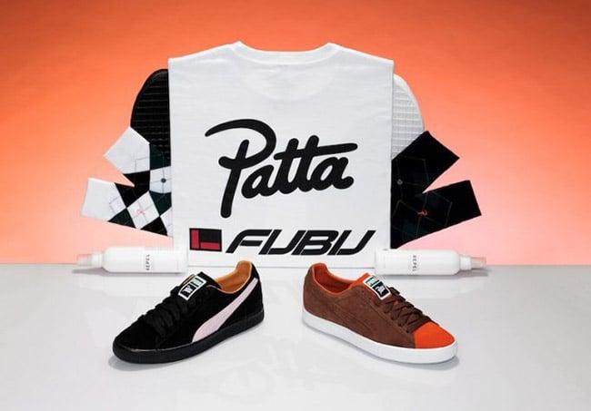 Patta x Puma Clyde Collection
