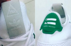 Pharrell adidas Human Race Stan Smith White Green