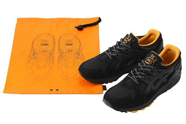 Porter x Asics Gel Kayano Trainer Release Date