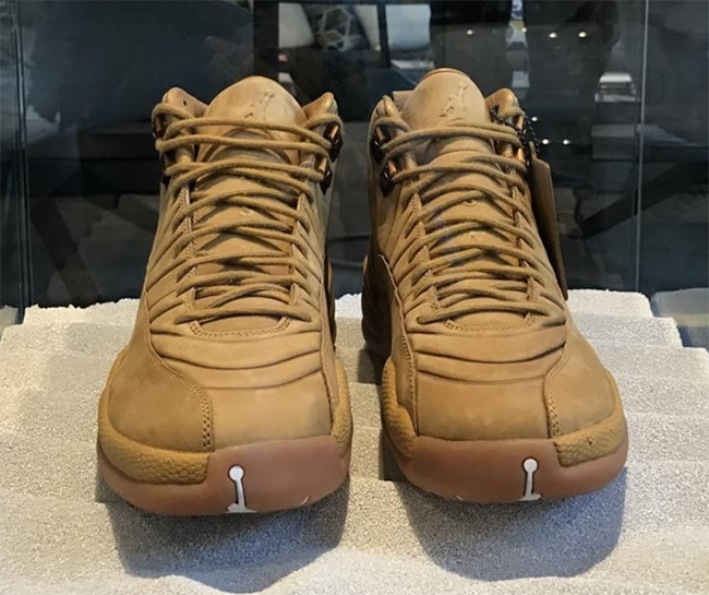 new style 98e3b 63c3f PSNY x Air Jordan 12 Wheat Release Date | SneakerFiles