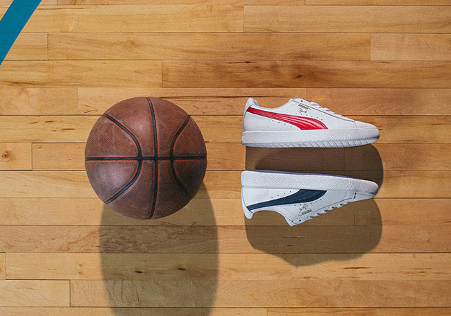 Puma Clyde East vs West Pack All-Star