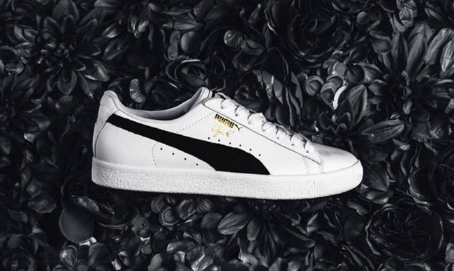 Puma Clyde Monochrome Pack