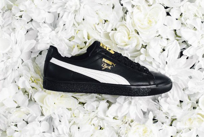 new styles 73b2f 486f3 Puma Clyde Monochrome Pack