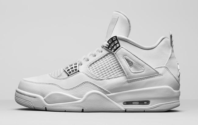 Pure Money Air Jordan 4 Release Date