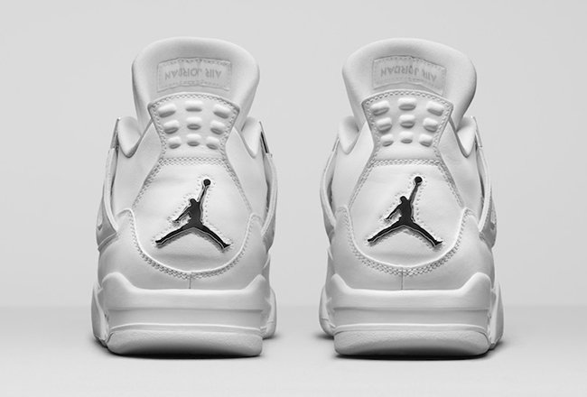 Pure Money Air Jordan 4 Release Date