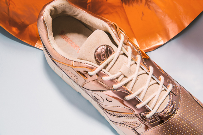 Saucony Grid SD Ether Rose Gold