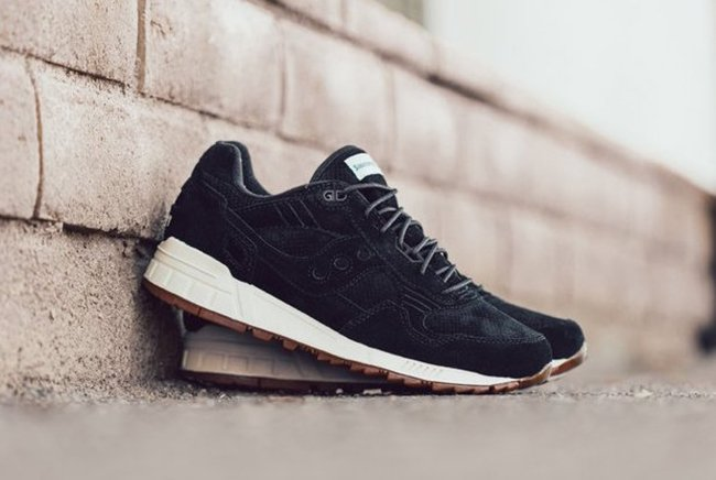 Saucony Shadow 5000 Black Gum
