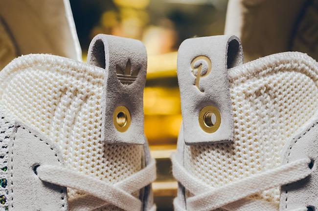 Sneaker Politics x adidas Gazelle Primeknit Mardi Gras