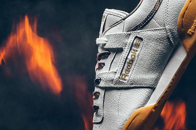Sneaker Politics x Humidity x Reebok Workout Low CN