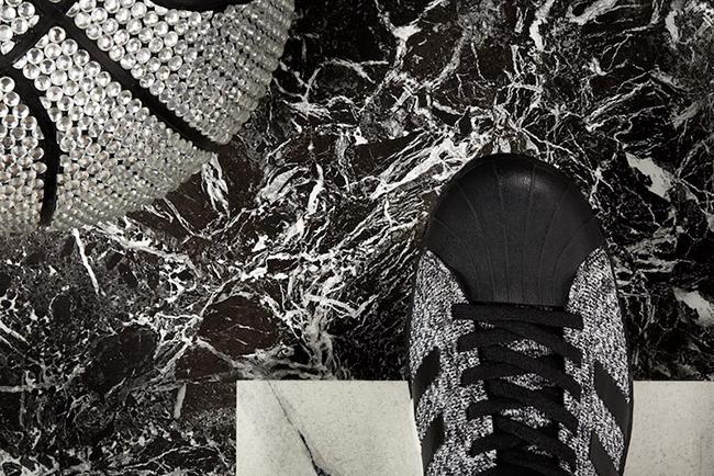 Sneakersnstuff Social Status adidas Ultra Boost Superstar