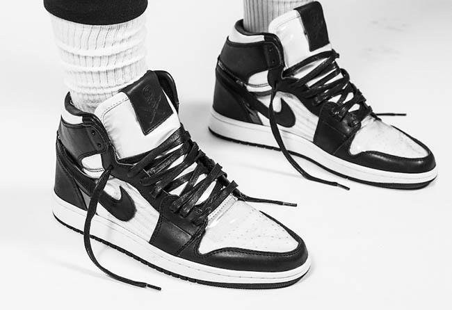 The Shoe Surgeon Comme des Garcons Air Jordan 1 Custom