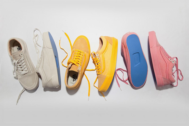 Union x Vans Old Skool Collection