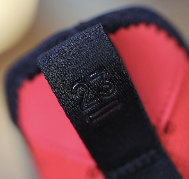 University Red Nike LeBron 14