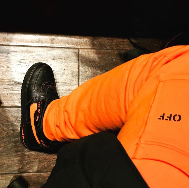 VLONE Nike Air Force 1 High Release Date