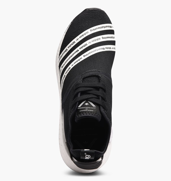 White Mountaineering NMD R2 sneakers Excelsior Milano