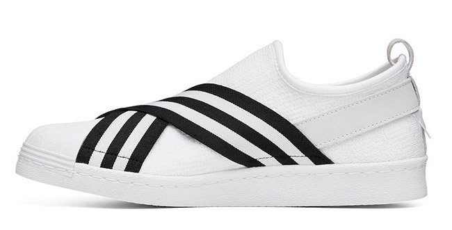 White Mountaineering adidas Superstar Slip-On