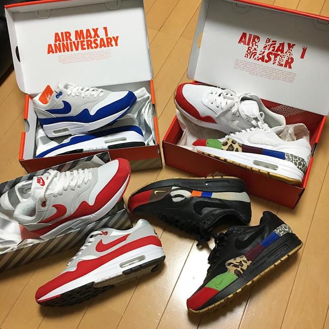 be0f0e0395 Nike Air Max 1 Master White | SneakerFiles