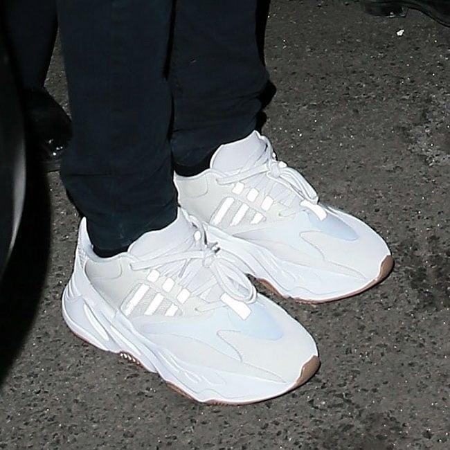 Yeezy Runner White Gum