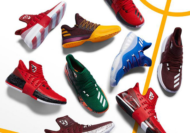 adidas Basketball Create Yours Collection
