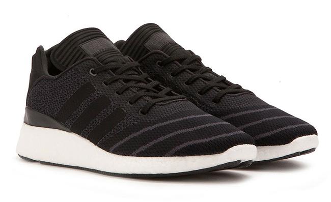 adidas Busenitz PK Pure Boost Core Black