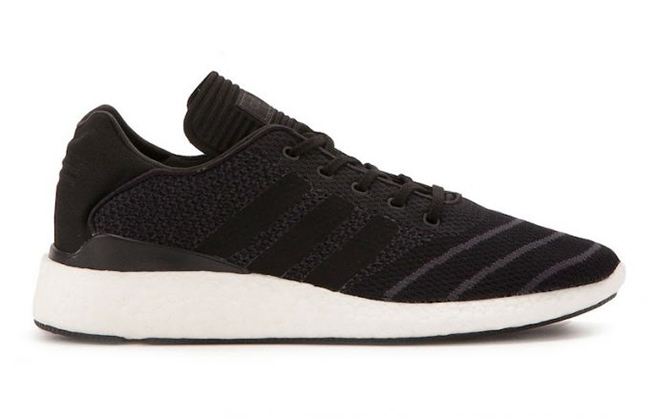adidas Busenitz PK Pure Boost Core Black
