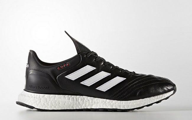 adidas Copa 17.1 Ultra Boost Black White