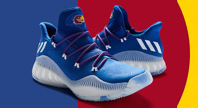 adidas Crazy Explosive Low Kansas