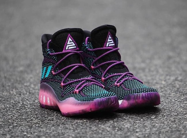 adidas Crazy Explosive Swaggy P PE Black Pink