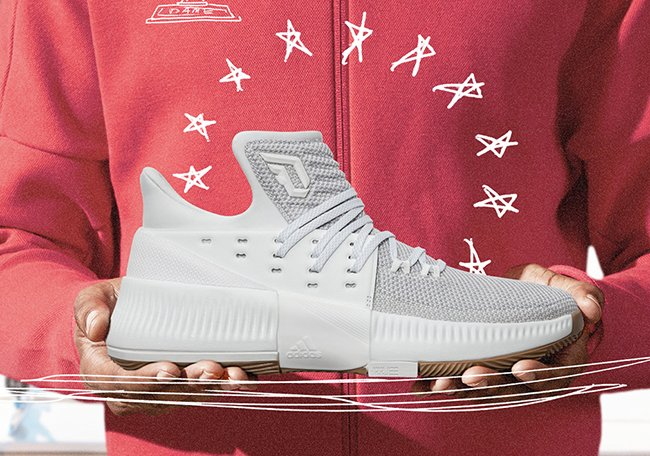 adidas Dame 3 Legacy Release Date