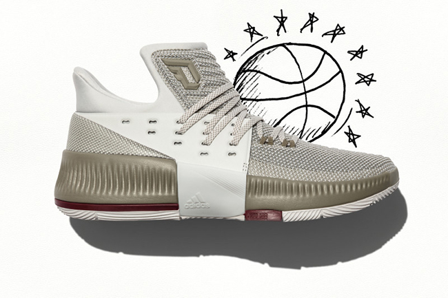 adidas Dame 3 West Campus Release Date