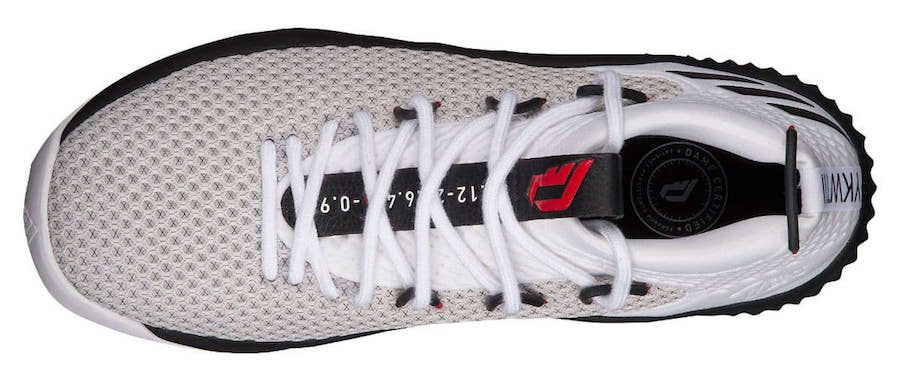 adidas Dame 4 Rip City BY3759