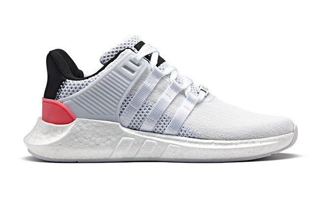 adidas EQT Support 93-17 White Turbo Red