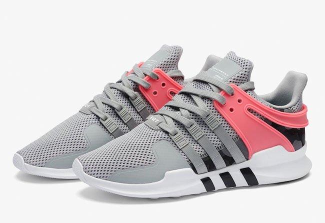 cheaper 5ac80 4ea84 adidas originals eqt support adv sneakers in gray