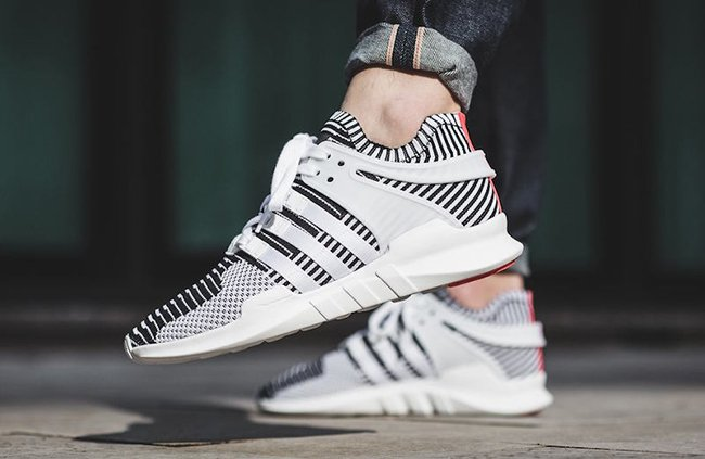 the best attitude lower price with new product adidas EQT Support ADV Primeknit Zebra BA7496 Release Date ...