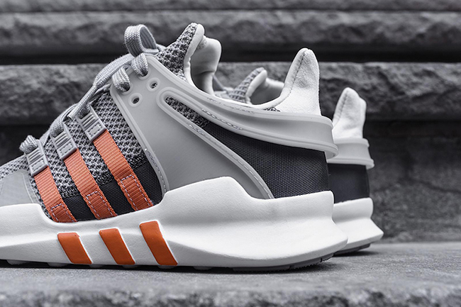 adidas EQT Support ADV Burnt Orange Grey