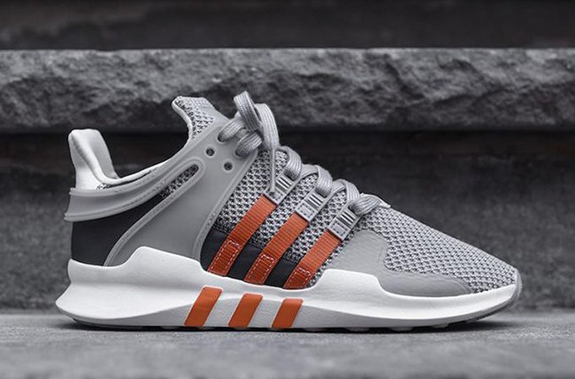 size 40 4dc25 97885 adidas EQT Support ADV Burnt Orange Grey | SneakerFiles