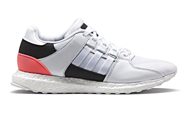 adidas EQT Support Ultra Boost Turbo Red White