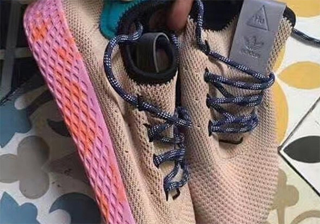 Another adidas Human Race Colorway by Pharrell Surfaces