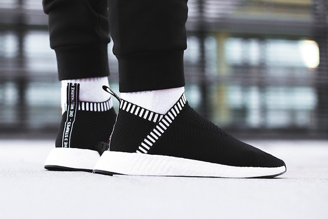 adidas NMD City Sock 2 Black Pink