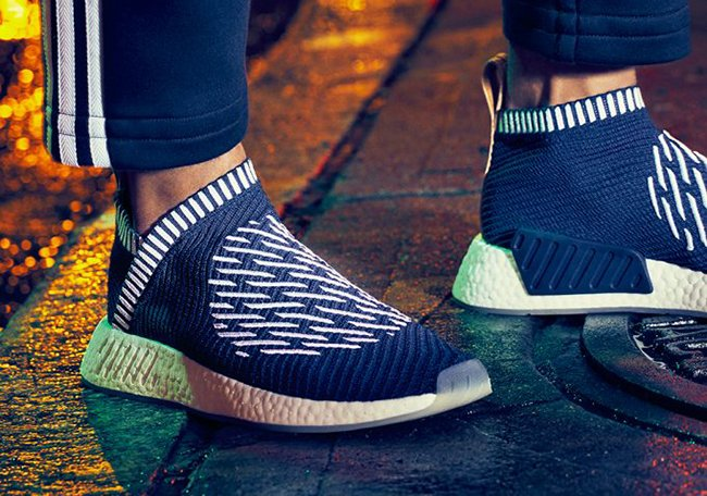 adidas NMD City Sock 2 'Ronin' Pack Release Date
