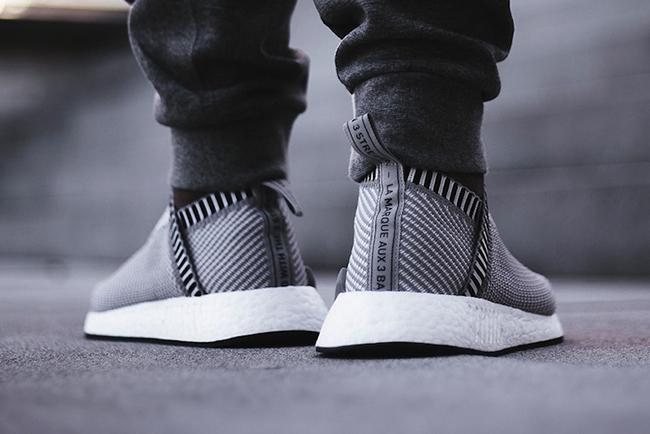 adidas NMD City Sock 2 Grey Pink